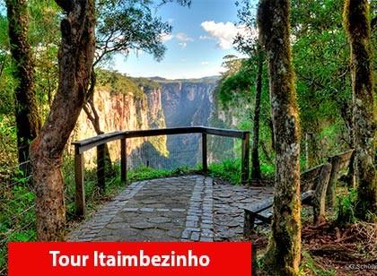 Tour Cânion Itaimbezinho